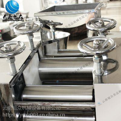 JGB-210型仿手工饺子机 小型饺子加工机器 全自动饺子机