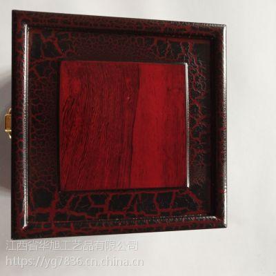 宜兴紫砂壶天然木材精致包装