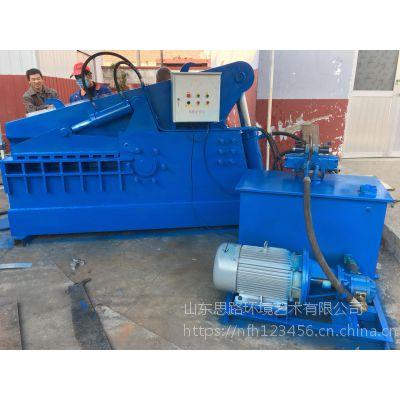 忻州市鳄鱼剪切机设备供应厂家 1.2米250吨鳄鱼废料剪切机参数思路机械