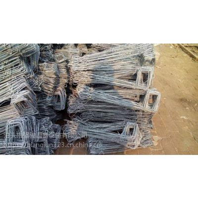 地钻(地锚)钢丝和圆钢建造温室大棚必用配件