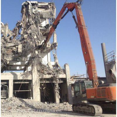 华东化工厂拆除化工储藏设备拆除回收资质