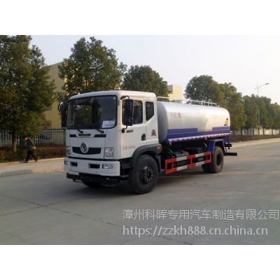 东风天锦10方洒水车,FKH5160GSSEQE5型洒水车