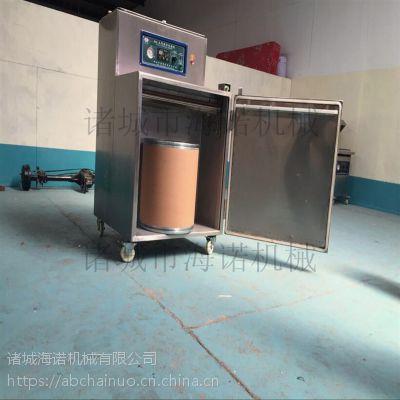 海诺立柜式包装机 炭黑模具真空成型包装机
