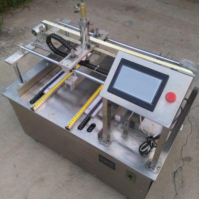 全自动刷蛋机,仿手工刷蛋机,小型刷蛋机