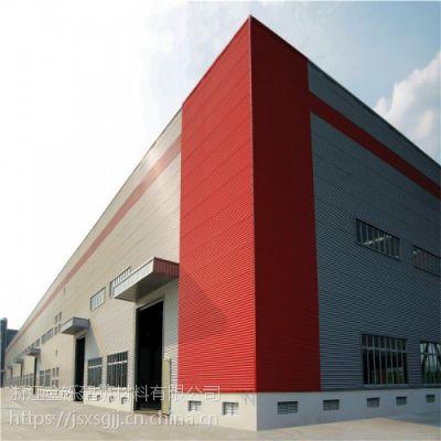 供应河北 0 7mm836型波纹板 奔驰4S店外墙新型厂房