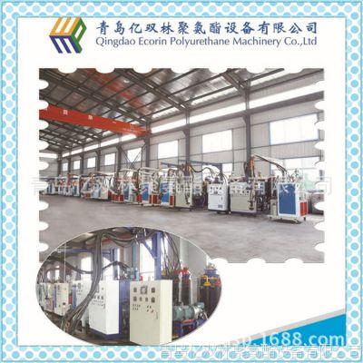 供应 山东亿双林 PH(R/F)-300聚氨酯PU高压发泡机板材浇注设备6