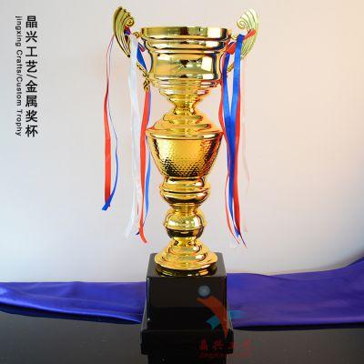 大气高档金属奖杯 足球篮球运动会颁奖奖杯 奖杯定制 量多从优 快速出货 A1193