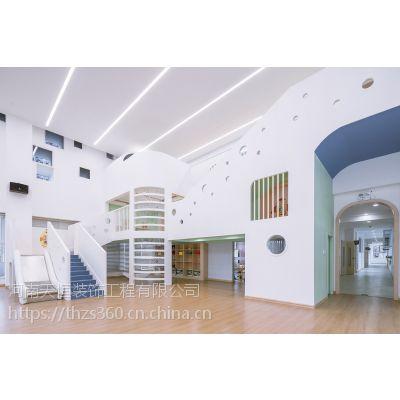 郑州幼儿园设计公司:优秀幼儿园设计 简约时尚又实用