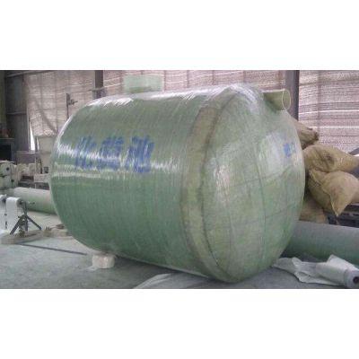 50立方化粪池玻璃钢化粪池 污水处理设备耐腐蚀