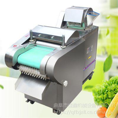 佳鑫尺寸可调不锈钢切菜机 加厚耐用不锈钢根茎叶切菜机 冻豆腐切块机