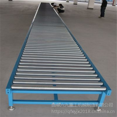 生产的滚筒输送设备加厚防滑式 山西