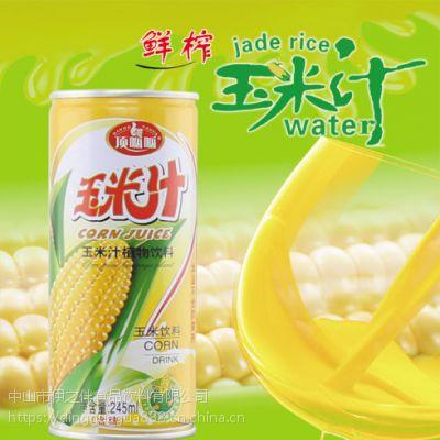 玉米汁饮料代加工 伊之伴厂家承接饮料OEM贴牌代加工 玉米汁饮料OEM贴牌