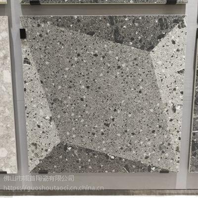 广东佛山厂家直销水磨石瓷砖600/800