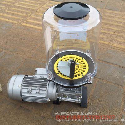 现货供应搅拌机油泵 电动润滑泵380V 220V黄油泵SICOMA
