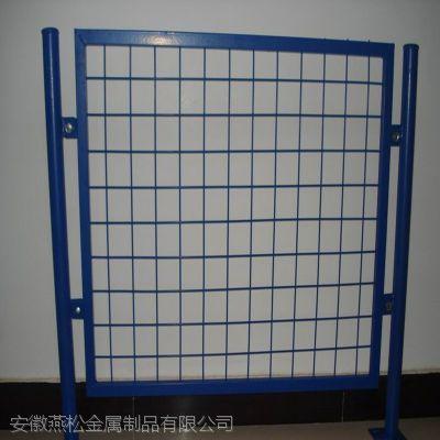安徽黄山园林围栏 护栏网 养殖围网 球场围栏 小区隔离网 草坪PVC护栏