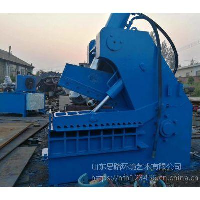 600吨液压式龙门剪切机 河北废旧金属液压切断机厂家思路现货供应