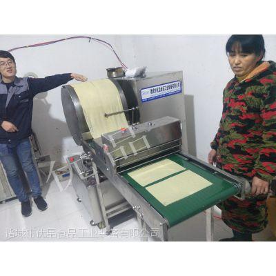 徐州扦子专用蛋皮机 连续式蛋皮机 专利产品