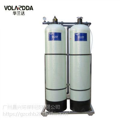 晨兴厂家设计生产机械加工厂除杂质降硬度净化设备 手动配置工业盐再生系统