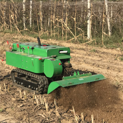 电启动回填施肥机 浩发耕地犁地除草机