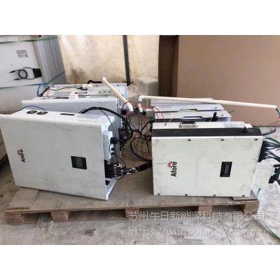 太阳能光伏电站电池板回收二手废旧光伏逆变器回收