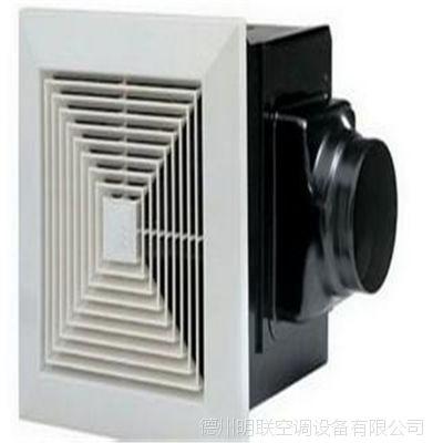 12寸换气扇 厨房卫生间管道式排气扇 静音吸顶式抽风机