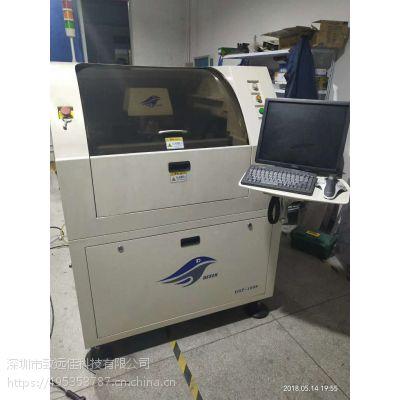 深圳二手全自动锡膏印刷机商家,GKG 正实 德森印刷机报价