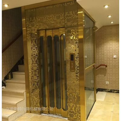 豪斯特定制高端电梯