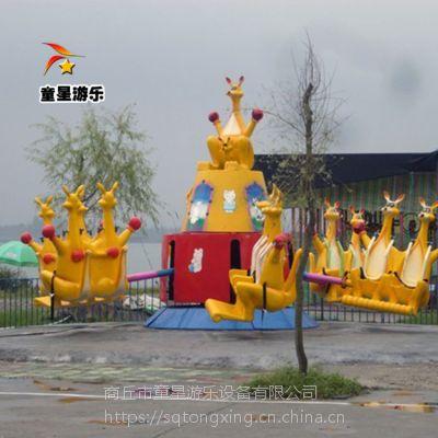 庙会游乐设备袋鼠跳 性价比高的游乐项目