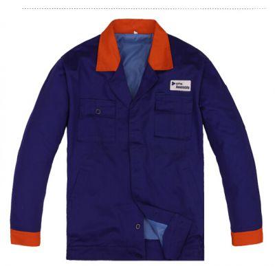 青浦工作服定做厂家优质服装厂