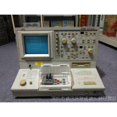 TEK370A 泰克图示仪TEK370B晶体管测试仪