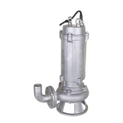 50-15-30-3不锈钢潜水排污泵、WQP不锈钢潜水泵厂家