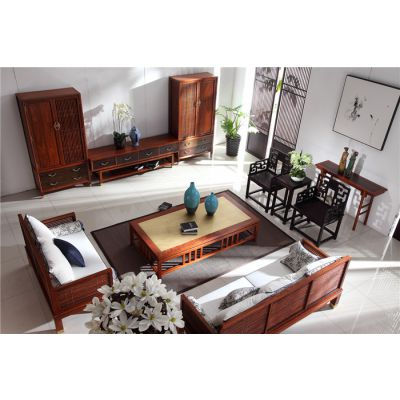 烟台新中式家具馆-烟台牟平区新中式家具-烟台阅梨红木家具