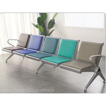全国配送:机场不锈钢排椅皮垫定做 银行医院连排椅皮坐垫定做 车站排椅皮制坐垫定制