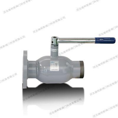高品质 法兰式焊接球阀 钢制一体式全焊接球