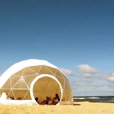 欧式球形酒店帐篷 户外野奢帐篷厂家直供