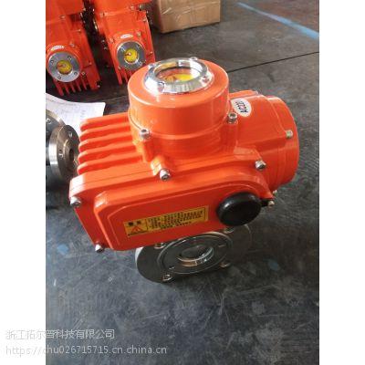 拓尔普专业生产精小型电动执行器,阀门执行器,电动头,资质齐全,欢迎来电