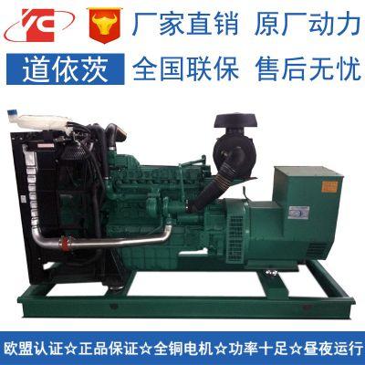 180kw柴油发电机组 国产大宇 DW13-P6TI 省油耐用 无刷发电机