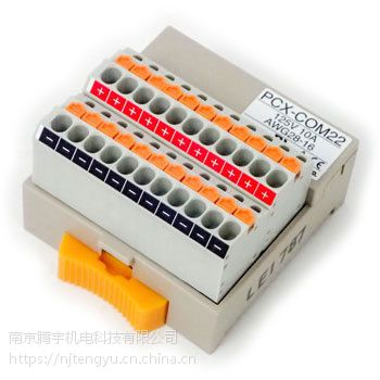 日本TOGI东洋技研端子台信号线PCX-COM22 端子台KB40N-4F1H-1MB