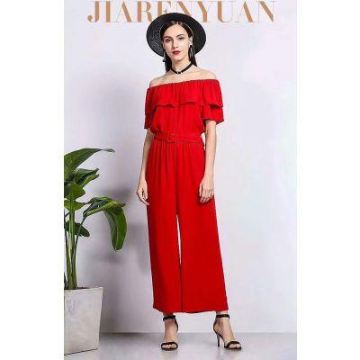 佳人苑夏装 广州品牌女装折扣批发基地 品牌多 多种款式 多种风格 货品更新快