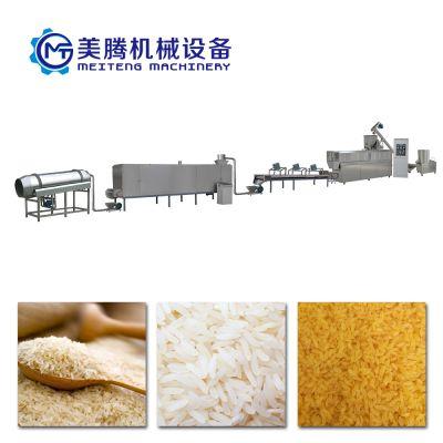 营养大米生产线 户外方便米饭设备美腾