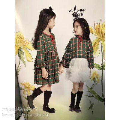 厂家直销品牌童装巴布豆供应 品牌折扣童装一手货源