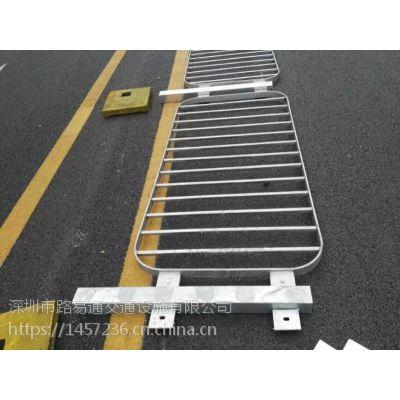 深圳标准围栏,深标护栏,马路交通隔离护栏