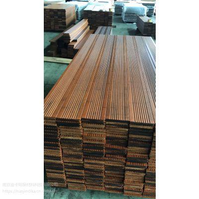 供应合肥淮南蚌埠徐州淮北户外迪卡高耐竹地板、迪卡浅碳18厚竹木地板