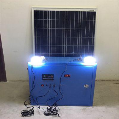 耀创能源YC-LW-100W太阳能发电系统离网式独立太阳能发电机