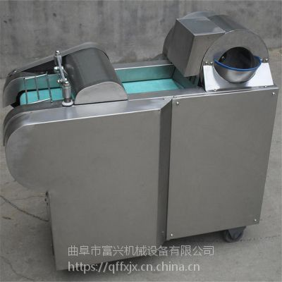 富兴豆角切段机 可调型酸菜切丝机 豆腐皮切丝机批发