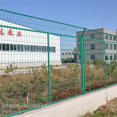 河北护栏网厂家 隔离铁丝围栏网 高速公路护栏网