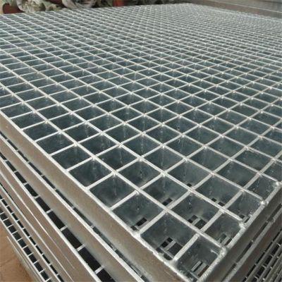 洗车房地沟格栅 检修平台钢格板 雨水篦子