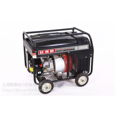 欧洲狮300A汽油电焊机