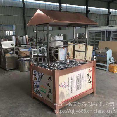 全自动腐竹机生产厂家 不锈钢材质豆皮机