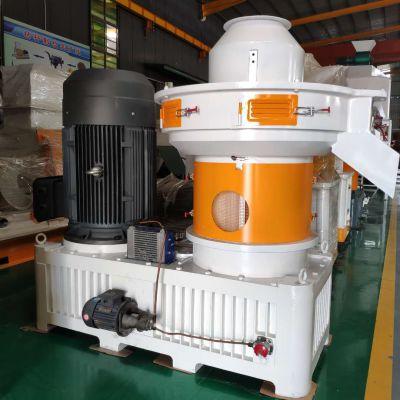 黑龙江福迎门颗粒机 秸秆颗粒机 稻壳颗粒机设备